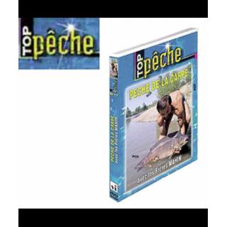 DVD LA PECHE DE LA CARPE...