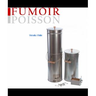 FUMOIR ROND A POISSON INOX...