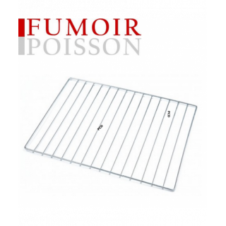 GRILLE INOX POUR FUMOIR...