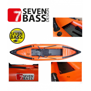 KAYAK GONFLABLE SEVEN BASS...