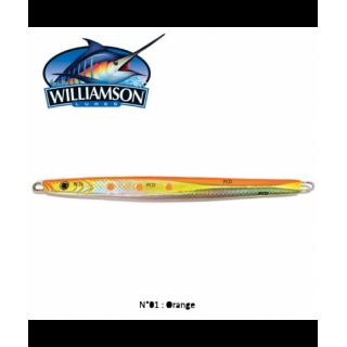 LEURRES WILLIAMSON BENTHOS...