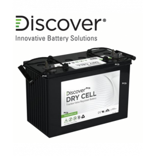 BATTERIE DISCOVER AGM 100%...