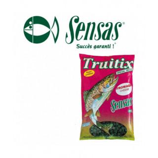 PELLETS TRUITIX 500G SENSAS