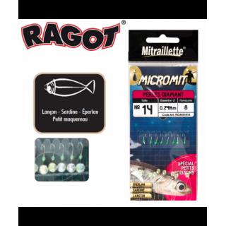 BAS DE LIGNE RAGOT MICROMIT...