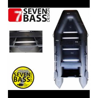BATEAU SEVEN BASS RAID 380