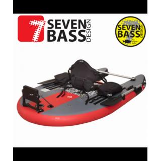 FLOAT TUBE SEVEN BASS...