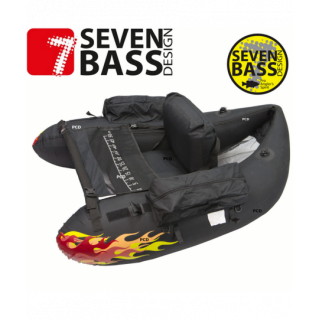 FLOAT TUBE SEVEN BASS ONE...