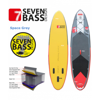 STAND UP PADDLE SEVEN BASS...
