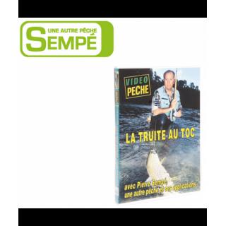 DVD LA TRUITE AU TOC PIERRE...