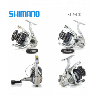 MOULINET SHIMANO STRADIC FK...