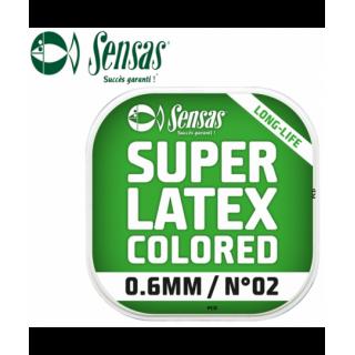 SUPER LATEX COLORED 6M SENSAS