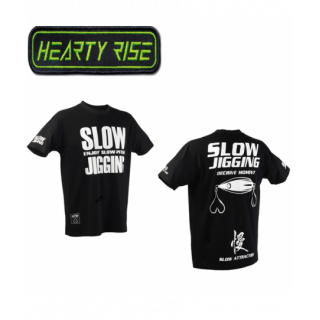 T-SHIRT HEARTY RISE SLOW...