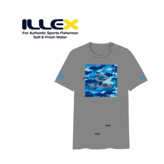 T-SHIRT ILLEX SEA CAMO