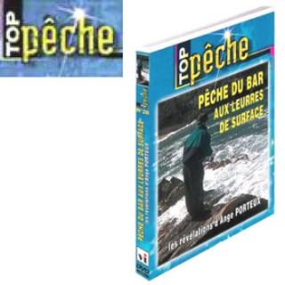 DVD PECHE DU BAR AUX...