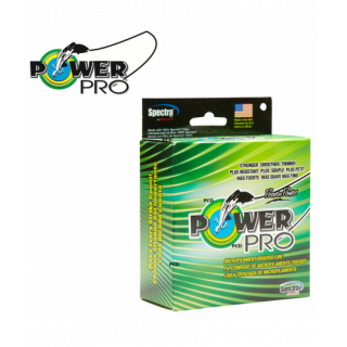 TRESSE POWER PRO VERTE 2740M