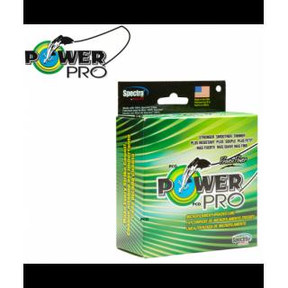 TRESSE POWER PRO VERTE 275M