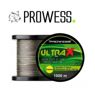 TRESSE PROWESS ULTRAX CAMO...