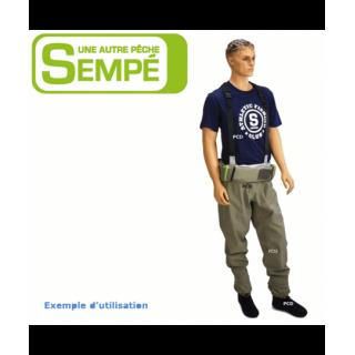 WADERS PIERRE SEMPE 2 EN 1...