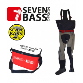WADERS SEVEN BASS SPECIAL...