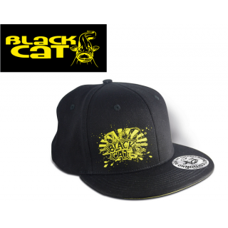 CASQUETTE BLACK CAT RAPPER CAP