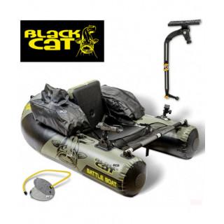 PACK FLOAT TUBE BLACK CAT...