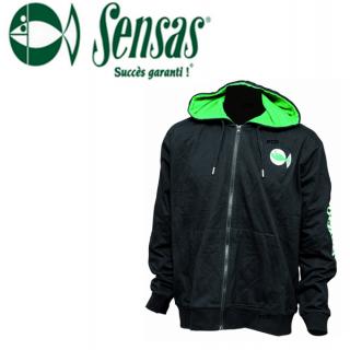 SWEAT SENSAS CLUB ZIPPE...