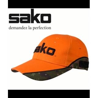 CASQUETTE SAKO CARTOUCHES