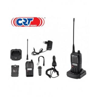 TALKIE WALKIE VHF/UHF/FM CRT