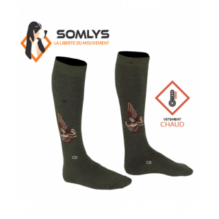 CHAUSSETTES SOMLYS BECASSE 072