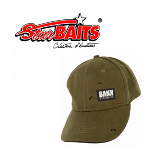 CASQUETTE STARBAITS BANK 5...