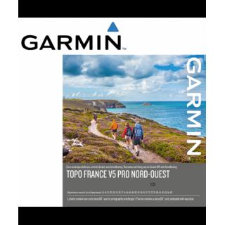 CARTE GARMIN TOPO FRANCE V5...