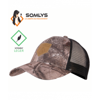 CASQUETTE SOMLYS CAMOUFLAGE...