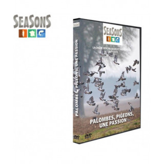 DVD SEASONS PALOMBES,...