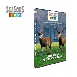 DVD SEASONS CHASSEURS DE...