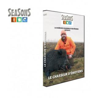 DVD SEASONS LE CHASSEUR...