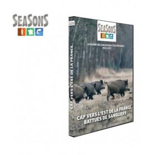 DVD SEASONS CAP VERS L'EST...