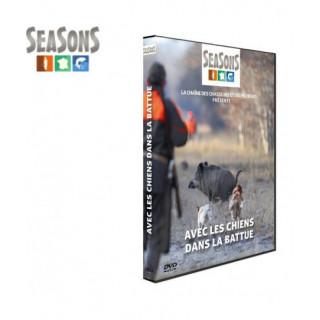 DVD SEASONS AVEC LES CHIENS...
