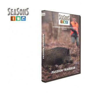 DVD SEASONS PASSION TRAQUEUR