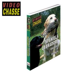DVD SPANIELS ET LABRADORS...