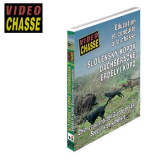DVD CHIEN SLOVENSKY KOPOV...