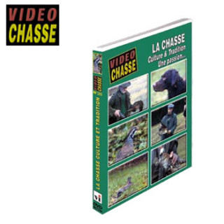 DVD CHASSE CULTURE...