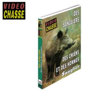 DVD DES SANGLIERS DES...