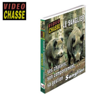 DVD SANGLIER CHASSE...