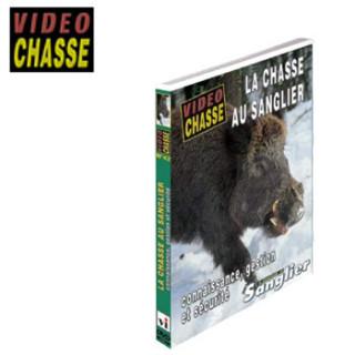DVD LA CHASSE DU SANGLIER...