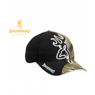 CASQUETTE BROWNING BIG...