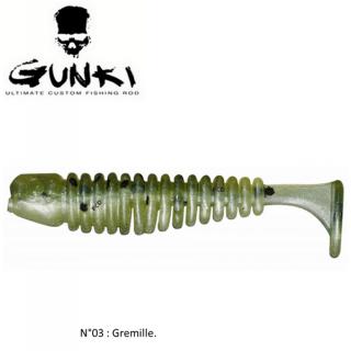 LEURRES SOUPLES GUNKI...