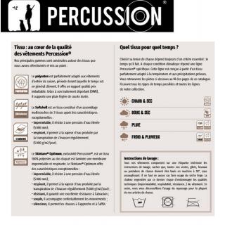 T-SHIRT PERCUSSION ML...