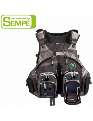 GILET CHEST PACK RS...