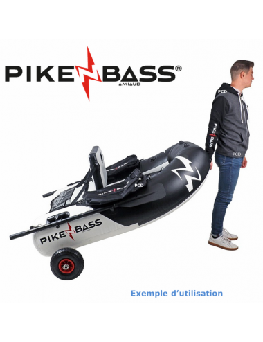 PAIRE DE ROUES PIKE'N BASS...