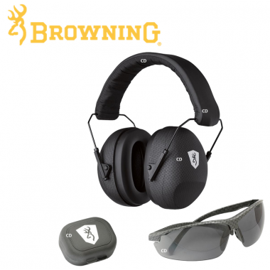 PACK BROWNING CASQUE...